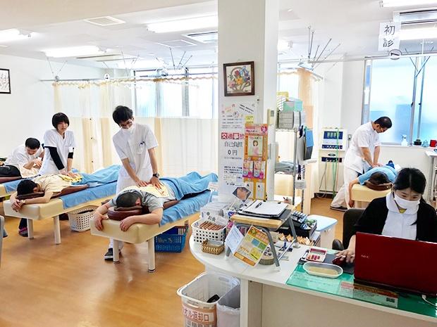 施術中の写真6
